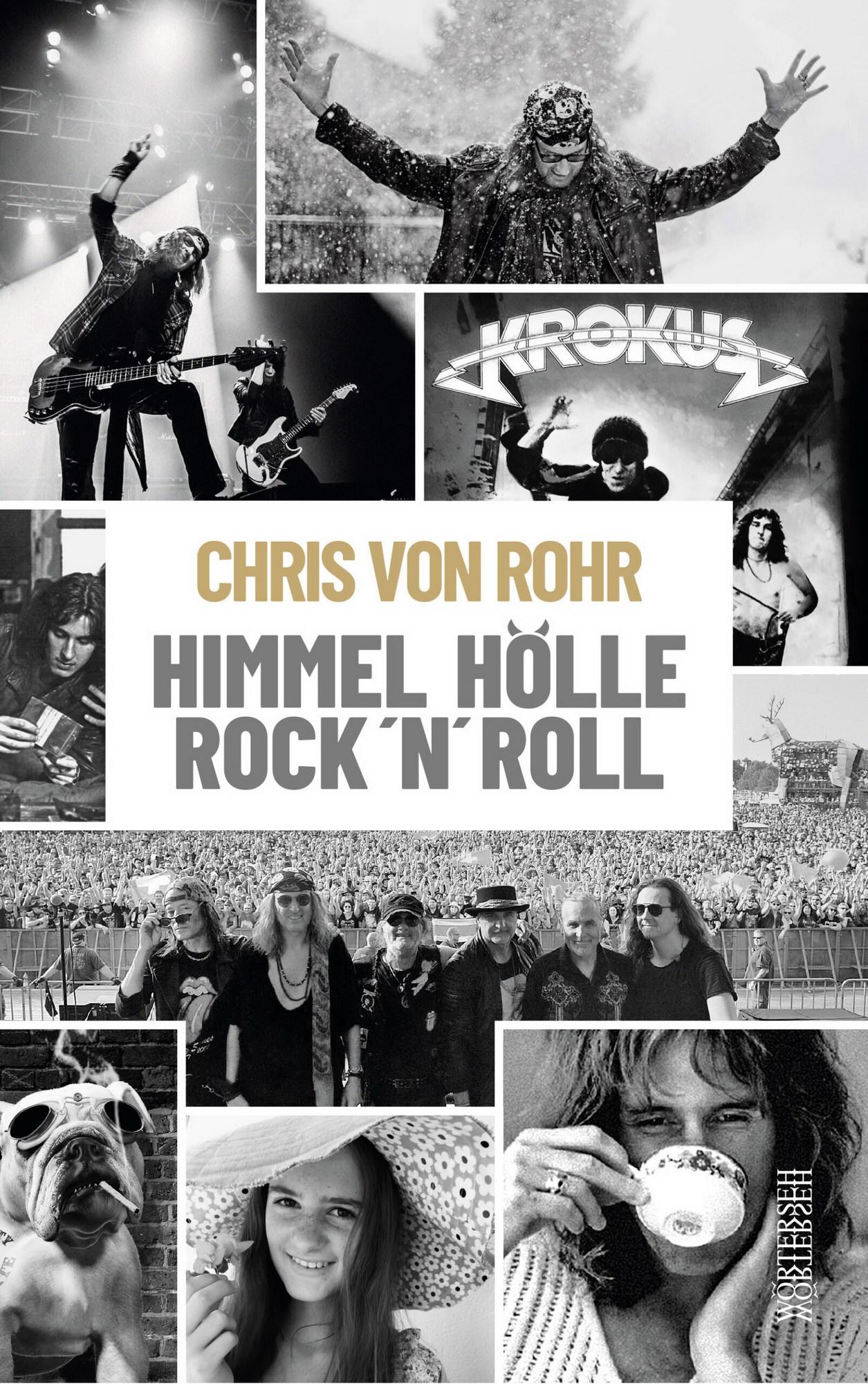 HIMMEL HÖLLE ROCK 'N' ROLL